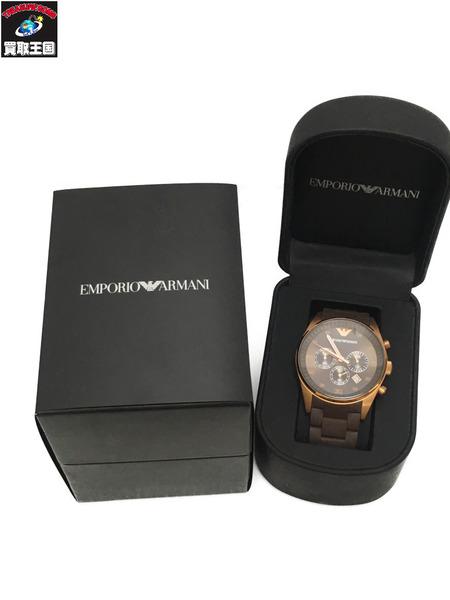 EMPORIO ARMANI 腕時計/AR-5890【中古】[▼]