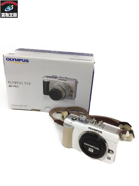 オリンポス PEN E-PL1 カメラ【中古】[値下]