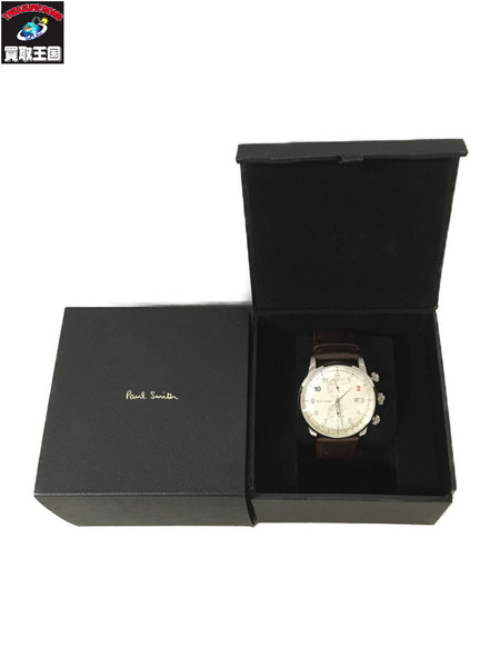 Paul Smith 1014 クロノグラフ 腕時計【中古】