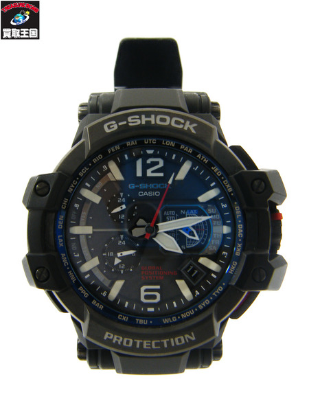 CASIO G-SHOCK G-SHOCK GPW-1000【中古 GPW-1000【中古】】, すこやか仙人堂:d00d07be --- officewill.xsrv.jp