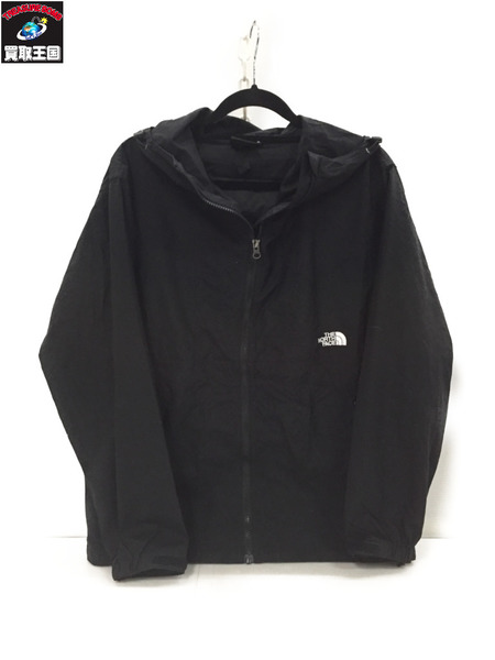 THE NORTH FACE green cycle コンパクトジャケット (S)【中古】