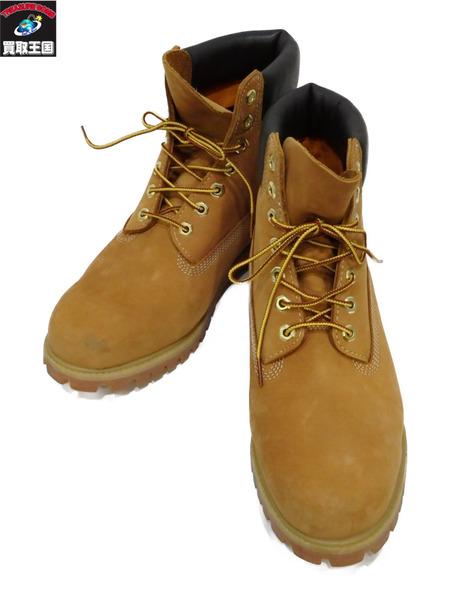 Timberland 6inch PREMIUM boots 27.5cm ティンバーランド ブーツ【中古】