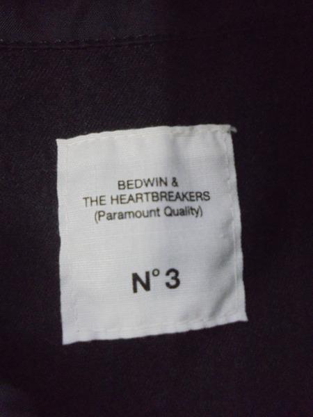 BEDWINTHE HEARTBREAKERS ロングコーチジャケットOPn80kwX