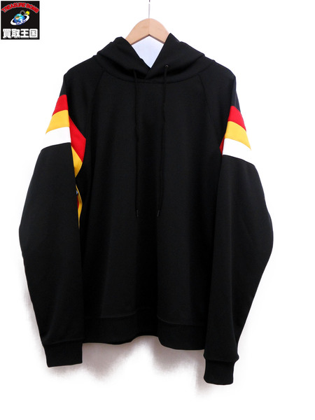 SOPHNET. ソフネット 17AW COLOR BLOCK PULL OVER HOODY (XL)【中古】[値下]
