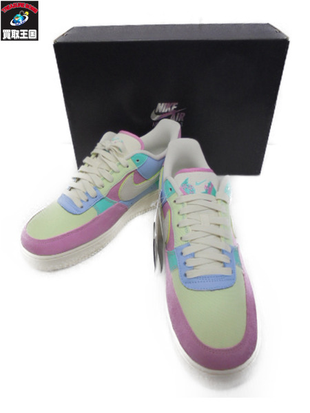 NIKE AIR FORCE 1 07 QS EASTER EGG LIMITED EDITION サイズ27cm【中古】