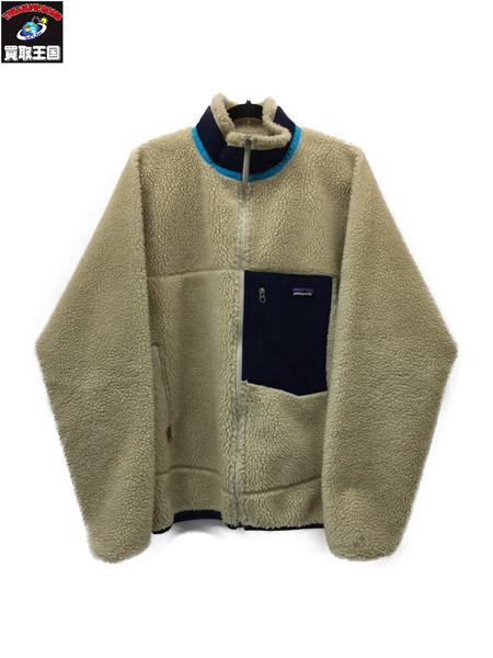 patagonia 13AW Classic Retro-X Jacket Natural L 23055FA13【中古】