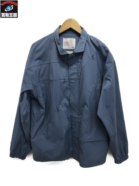 GONZO CUNTRY × SSZ 19SS スタンドカラージャケット BEAMS M【中古】[▼]