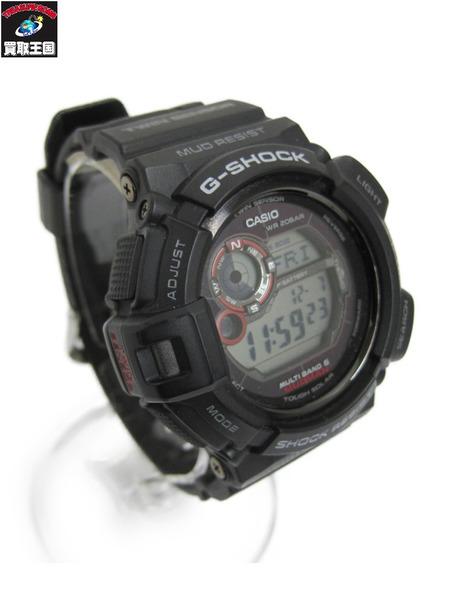 G-SHOCK ジーショック マッドマン GW-9300-1JF タフソーラー 腕時計【中古】