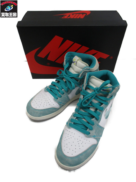 NIKE AIR JORDAN 1 RETRO HIGH OG GS 25.0cm【中古】
