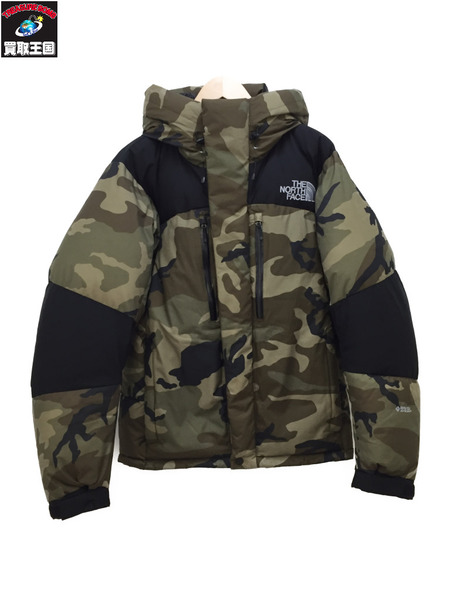 THE NORTH FACE ND91951 Novelty Baltro Light カモ(L)【中古】