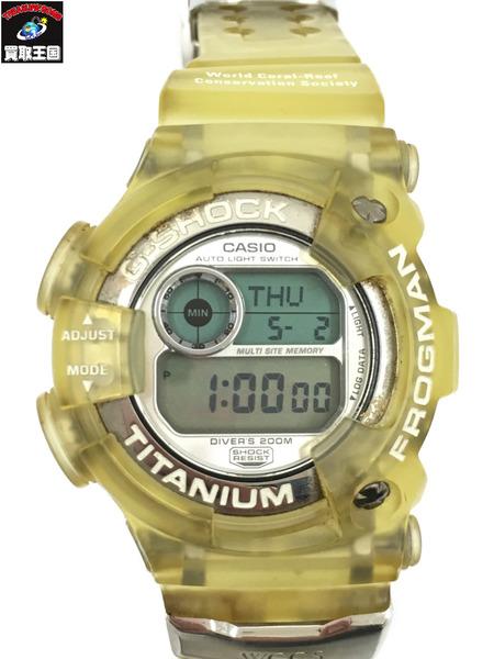 G-SHOCK DW-9900WC DW-9900WC フロッグマン フロッグマン 1999年イルクジ G-SHOCK 黄【中古】[▼], 【驚きの値段】:697b0987 --- officewill.xsrv.jp