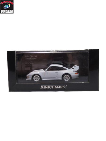 MINICHAMPS 1/43 MiniCarFAN ポルシェ911 RS 1995【中古】