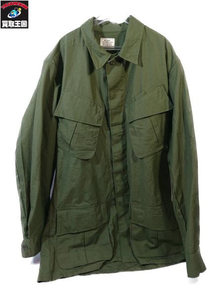 U.S.ARMY/米軍 デッドストック/4th/60s/68年製/ベトナムジャングルファティーグ/リップストップ SMALL-REGULAR【中古】[▼]