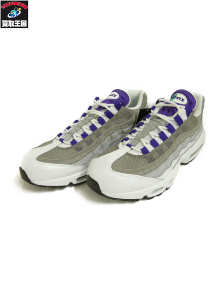 NIKE ナイキ AIR MAX 95 LV8 GRAPE 29.0cm【中古】