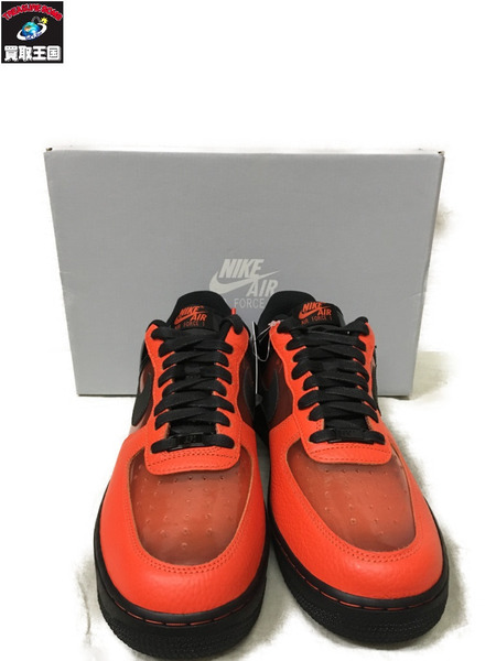 NIKE AIR FORCE 1 LOW SHIBUYA HALLOWEEN(27.5)【中古】