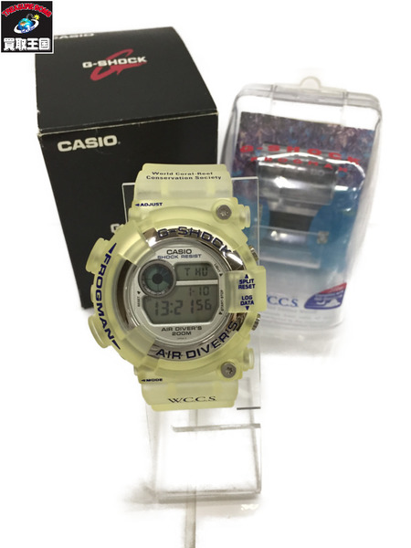 CASIO G-SHOCK FROGMAN DW-8250WC 腕時計 【中古】