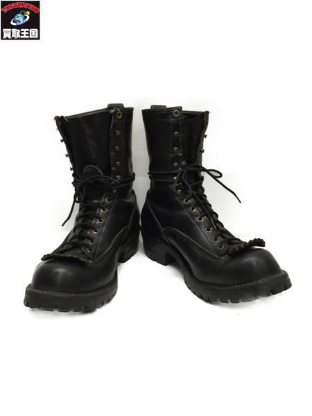 WESCO ジョブマスター ブーツ Size9E BLK【中古】
