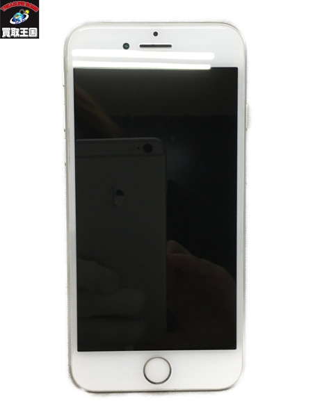 au_iPhone8 64GB シルバー △判定【中古】[▼]