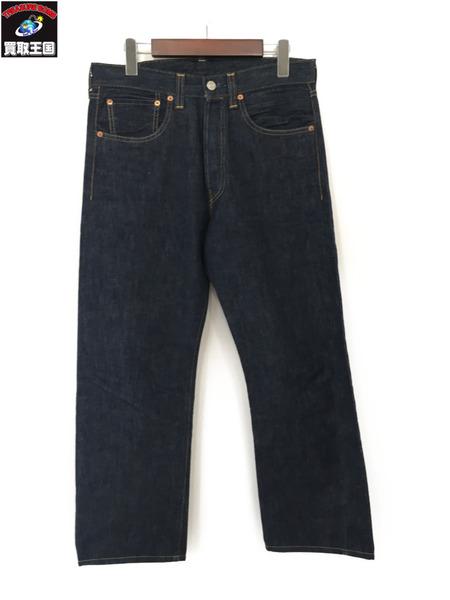 LEVI'S VINTAGE CLOTHING リーバイス 501XX 47501-0167 濃紺 米国製【中古】
