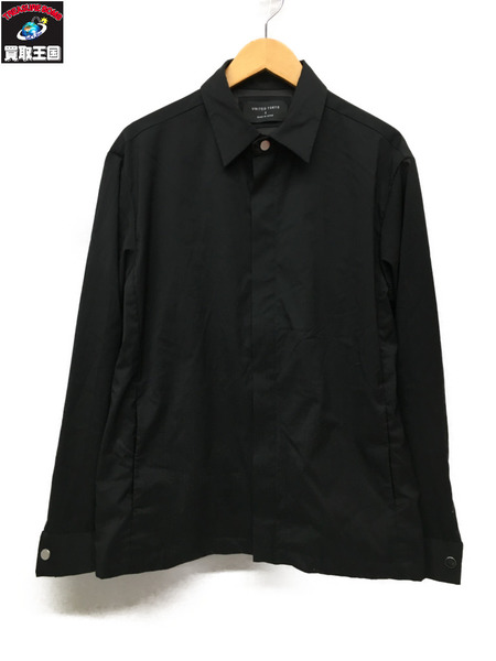 UNITED TOKYO ジップアップジャケット (3) ブラック【中古】