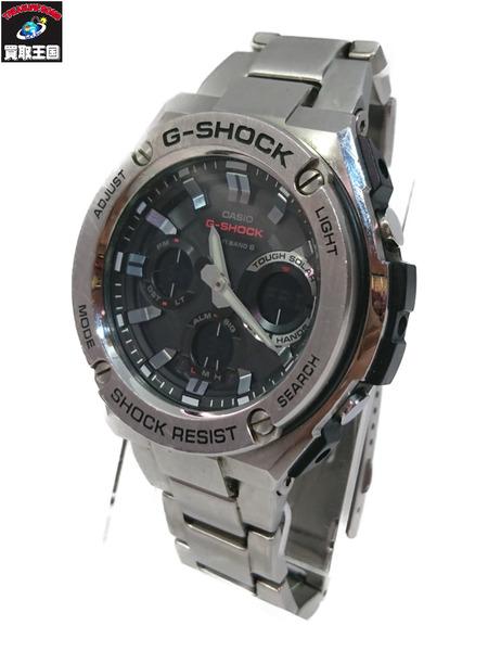CASIO G-SHOCK タフソーラー腕時計 GST-W110D カシオ ジーショック【中古】
