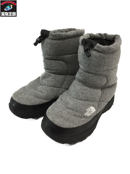 THE NORTH FACE NF51878 Nuptse Bootie Woolヌプシブーティ (29.0)【中古】