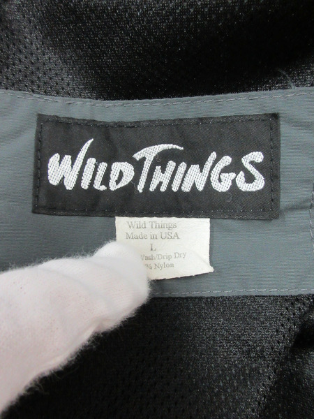 WILDTHINGS USA製 ナイロンジャケットLf6byvY7g