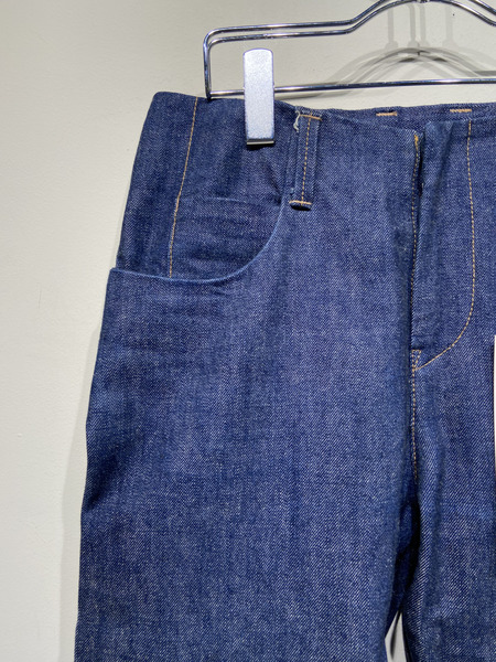 SUNSEA/15AW/TRAVIS'S PURE DENIM/2【中古】[▼]