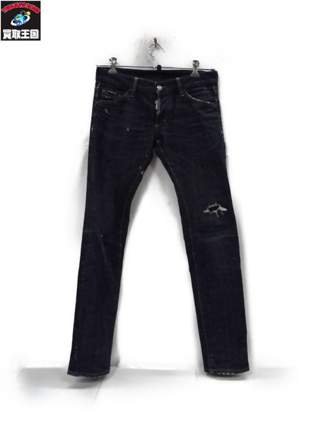 DSQUARED2 LONG CLEMENT JEAN (42)【中古】