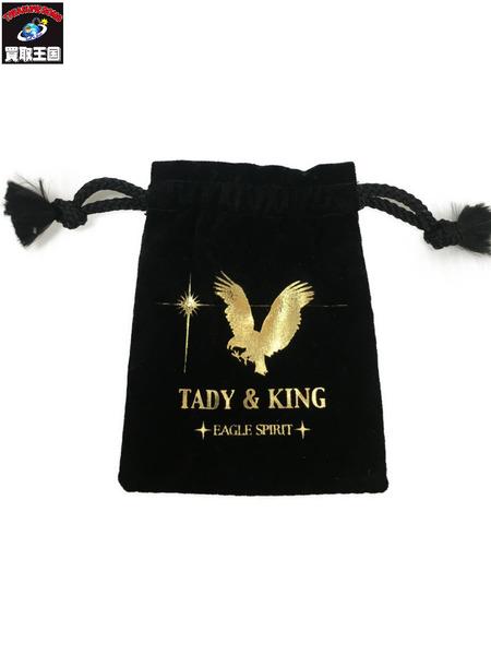 TADY&KING カスタムフェザー ホイール ネックレス