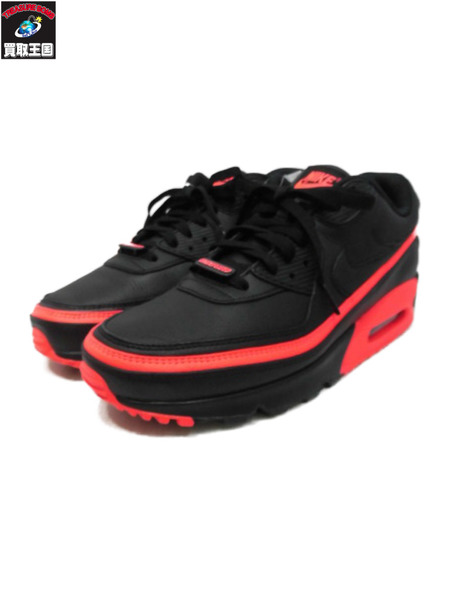 NIKE×UNDEFEATED AIR MAX 90/UNDFTD 【中古】