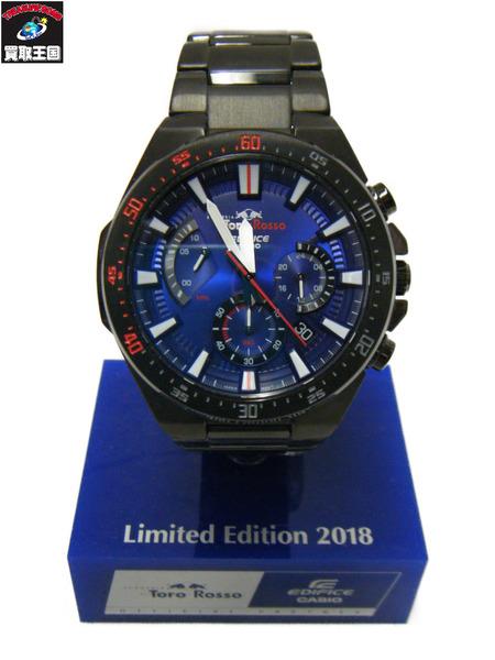 CASIO EDIFICE 腕時計 Scuderia EDIFICE Scuderia Toro Rosso Limited Edition【中古 腕時計】, 高津区:49befc00 --- officewill.xsrv.jp