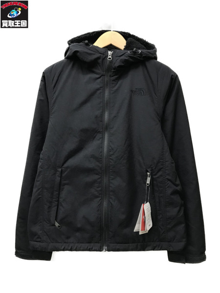 THE NORTH FACE COMPACT NOMAD JACKET ノースフェイス 黒 M【中古】[▼]