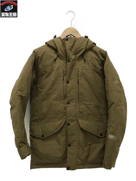 Mammut マムート Prime Down Coat ジャケット 茶 S【中古】[▼]