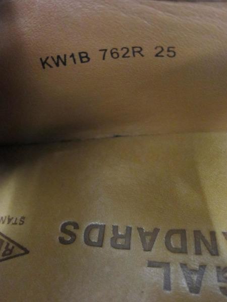 REGAL スウェードシューズ 25cm67gyvbfY