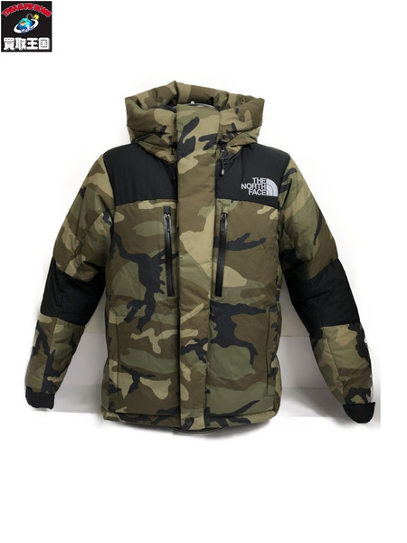 THE NORTH FACE ノースフェス 19AW NOVELTY BALTRO LIGHT JACKET (S) ND91951 カモフラージュ【中古】