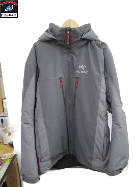 ARC'TERYX Fission SV Jacket GORE-TEX XL【中古】[▼]