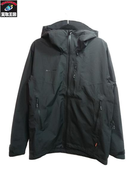 Mammut Ayako Pro HS Hooded Jacket M 黒【中古】