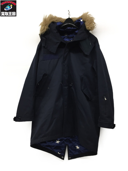 SOPHNET. 2LAYER WOOL MOUNTAIN PARKA (M)【中古】