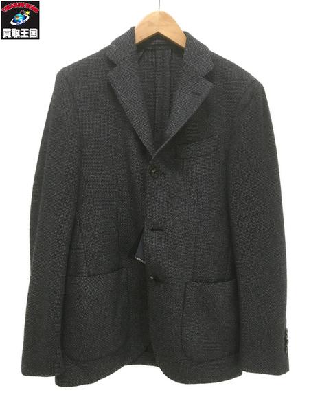 ラルディーニLARDINI 製品染めテーラードジャケット (44)【中古】