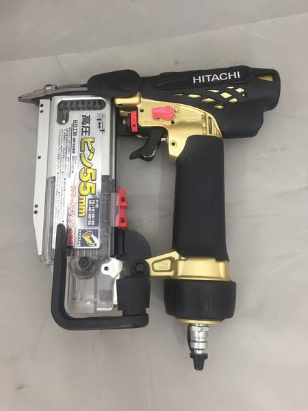 日立工機 55mm高圧ピン釘打機 NP55HM【中古】
