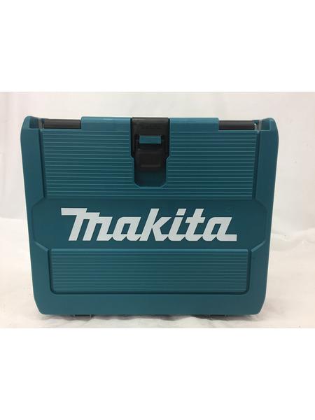 未使用 makita 18V充電式4モードインパクトドライバTP141DRGX【中古】