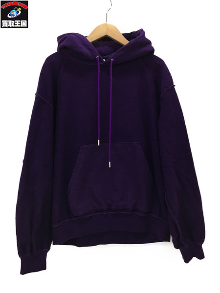 Name. ネーム 19AW INSIDE OUT HOODED SWEATER 【中古】