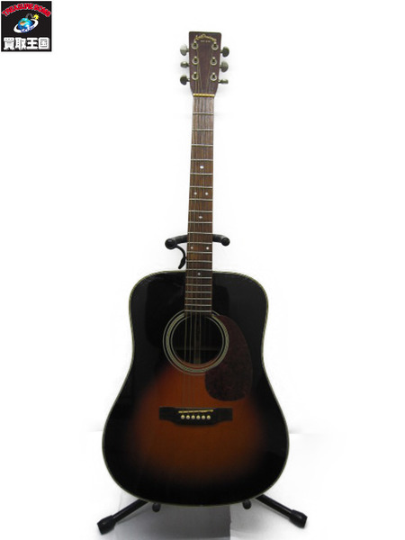 ギター Aria Dreadnought AD-580N【中古】[▼]