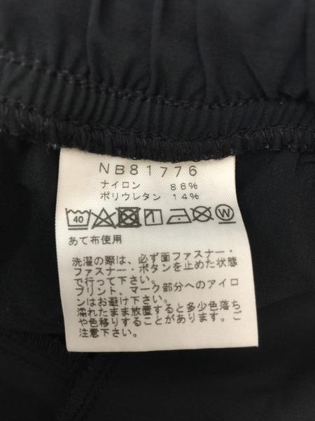 THE NORTH FACE フレキシブルアンクルパンツ SizeL BLK ザ ノースフェイス NB81776 ナイロンパンツ クロップドパンツ54ARjL