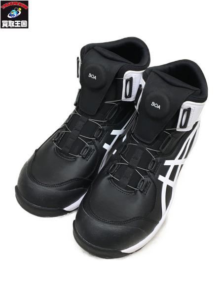 ASICS/アシックス/CP304 BOA/ウィンジョブ/1271A030/安全靴/27.0【中古】