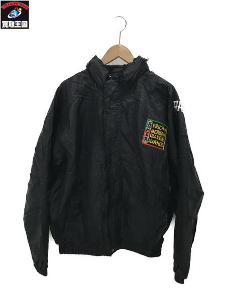 AACA 90sコーチジャケット(M相当)黒【中古】