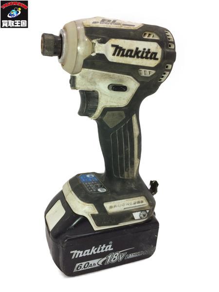 マキタ makita 充電式インパクトドライバー TD171D 18V【中古】