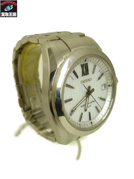 SEIKO セイコー 腕時計【中古】 SEIKO ブライツ SAGZ063 B02W ソーラー/H03A ソーラー 腕時計【中古】, 熱風機溶接機:830ed112 --- officewill.xsrv.jp
