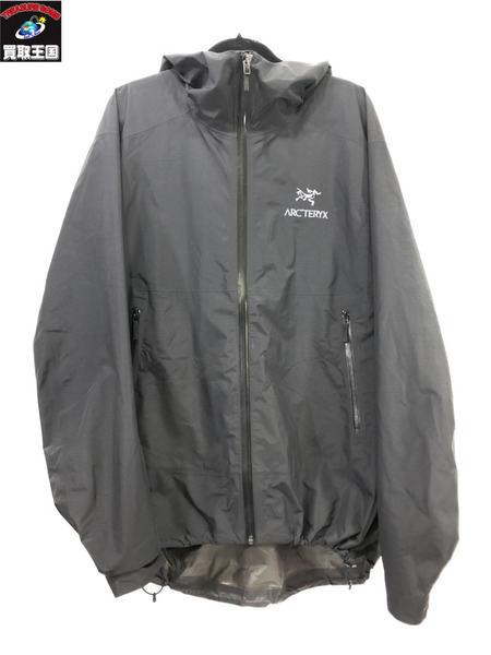 ARC'TERYX Beta AR Jacket GORE TEX pro BLACK SIZE L アークテリクス【中古】[▼]